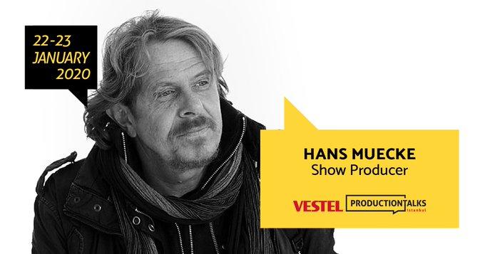 Production Talks 2020 Vestel Ana Sponsorluğunda Gerçekleşecek