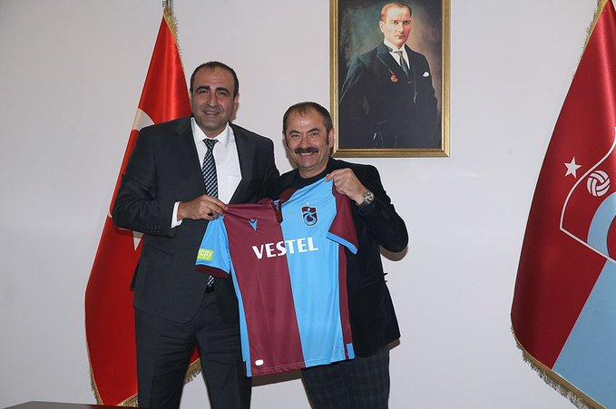 Trabzonspor ve Formül Plastik Metal Sanayi AŞ Arasında Sponsorluk Anlaşması İmzalandı