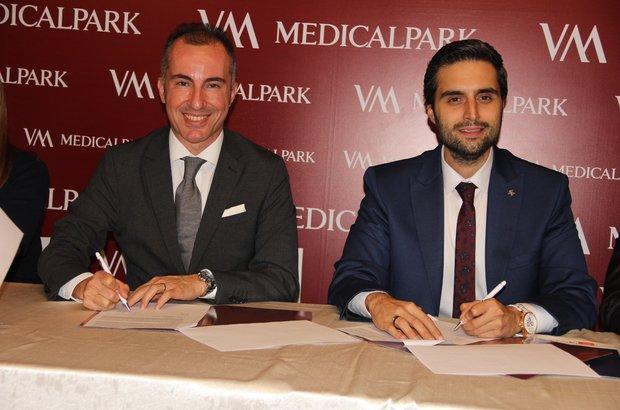 VM Medical Park Mersin Hastanesi, TED Mersin Koleji Spor Kulübüne Sağlık Sponsoru Oldu