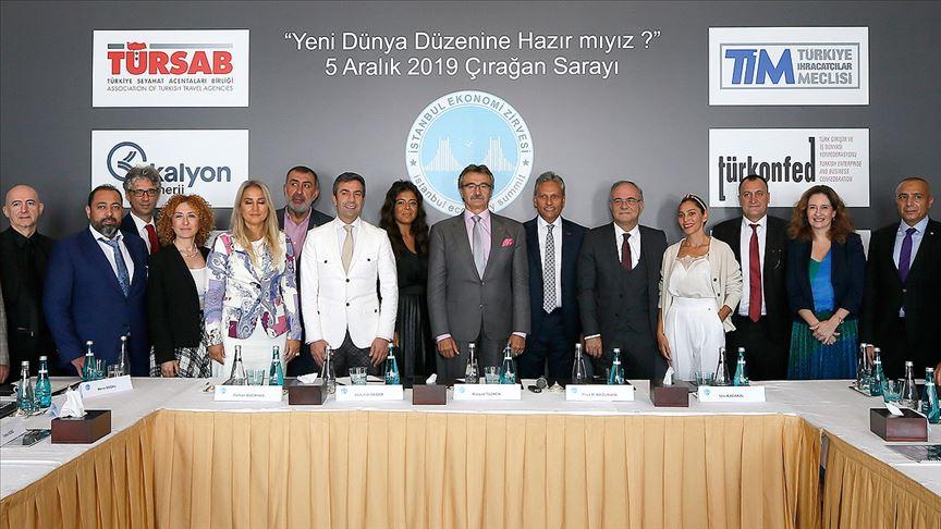 İstanbul Ekonomi Zirvesi'nin Ana Sponsoru Kalyon Holding Oldu