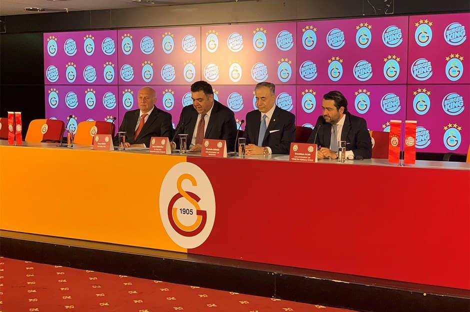 Galatasaray ile TAB Gıda Sponsorluk Anlaşması Detayları
