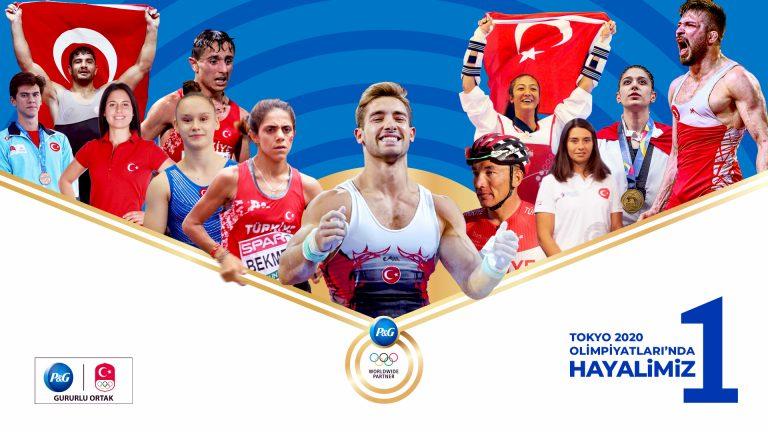 P&G Sponsorluğundaki Sporcular Olimpiyat Yılına Hazır