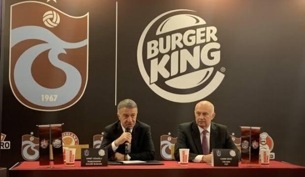 Trabzonspor, TAB Gıda ile Sponsorluk Anlaşması İmzaladı