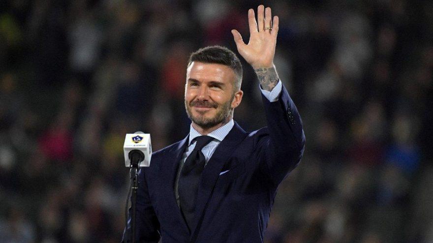 David Beckham, Inter Miami için Katar ile Sponsorluk Anlaşması İmzaladı