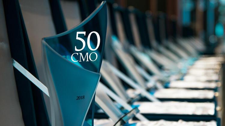 En Etkin 50 CMO Ödül Töreni Vodafone Business Ana Sponsorluğunda Düzenlenecek