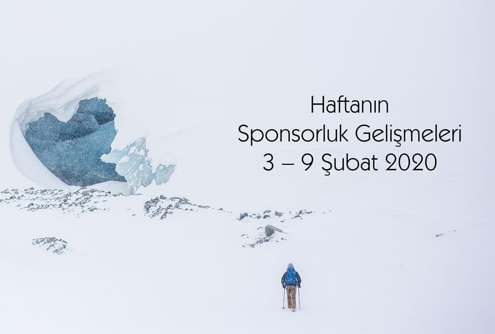 Haftanın Sponsorluk Gelişmeleri: 3 – 9 Şubat 2020