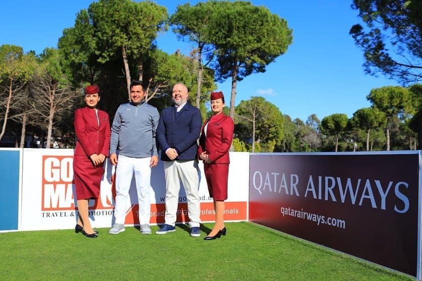 Qatar Airways, 19. Golf MAD PRO AM Turnuvası'nın İsim Sponsoru Oldu