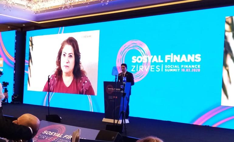 BİREVİM, Sosyal Finans Zirvesi'nin Sponsoru Oldu