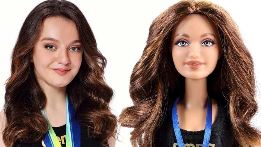 Barbie'nin Rol Modelleri Arasına Sümeyye Boyacı Dahil Oldu