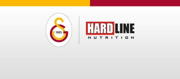 Hardline Nutrition, Galatasaray'ın Sporcu Gıdası Sponsoru Oldu