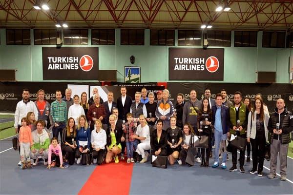 QNB Finansbank Private Banking İstanbul Seniors Cup 11. kez Gerçekleştirildi