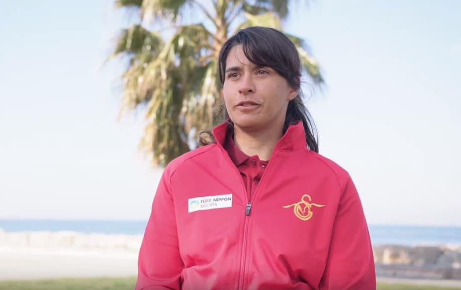 Türk Nippon Sigorta, Yelken Sporcusu Ecem Güzel'e Sponsor Oldu