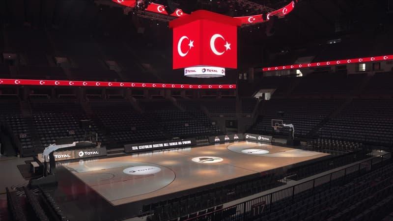 """Basketbol Milli Takımlar Ana Sponsoru olan TOTAL'den """"Kalbimizde Yerin Hiç Dolmayacak"""""""