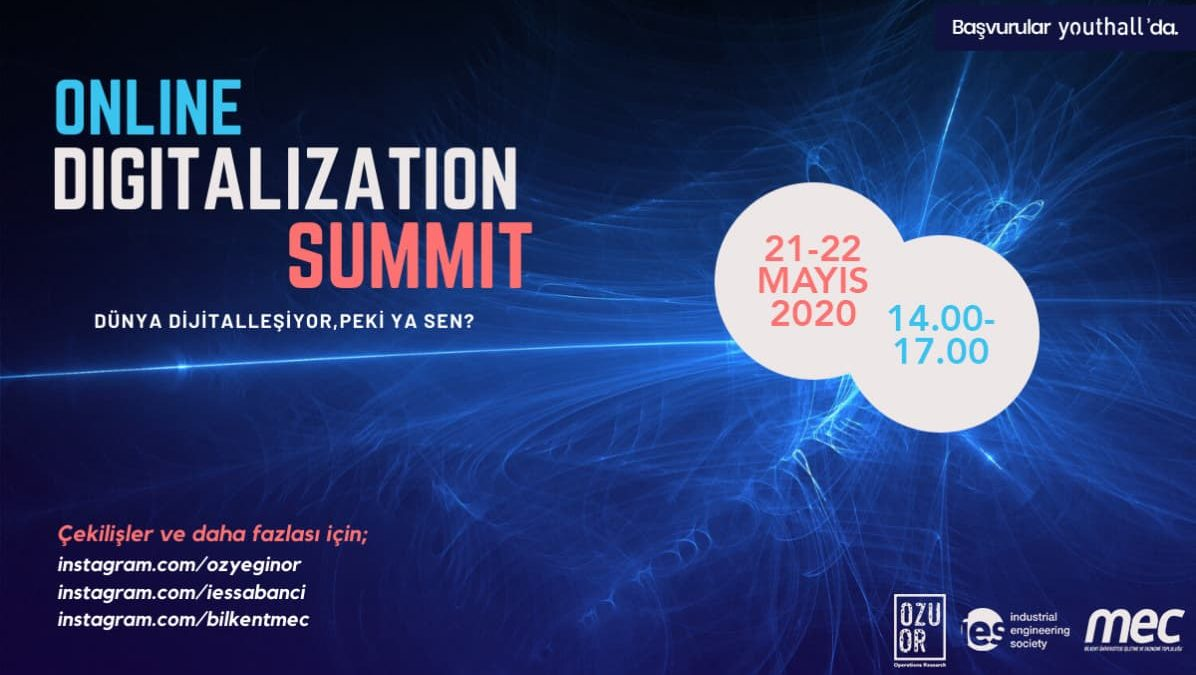 Quick Sigorta, Online Digitalization Summit'in Ana Sponsoru Oldu