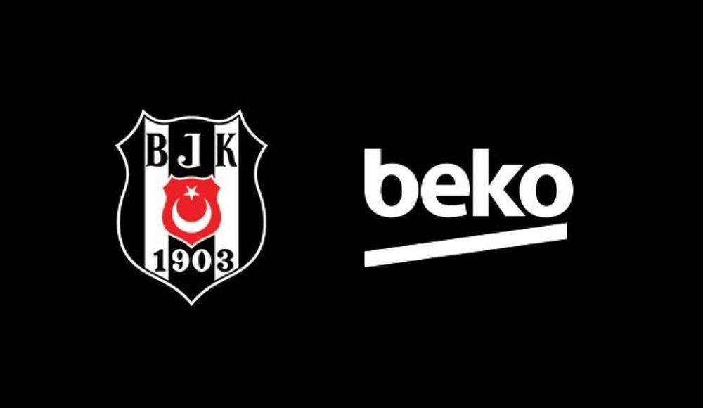 Beko ile Beşiktaş Forma Göğüs Sponsorluğu Anlaşması (2020/2021 – 2021/2022)