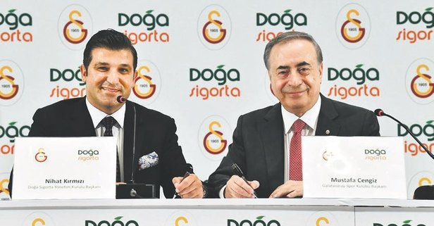 Doğa Sigorta – Galatasaray Basketbol Takımları Sponsorluk Anlaşması