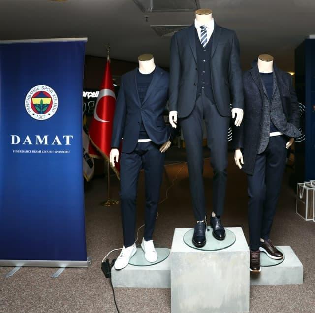 Fenerbahçe, Damat Tween ile Giyim Sponsorluğunu Yeniledi