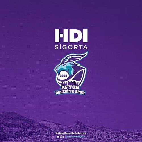 Afyon Belediyespor'un İsim Sponsoru HDI Sigorta Oldu