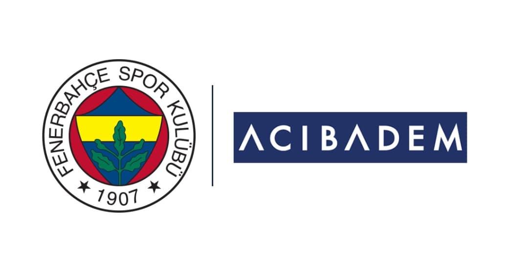 Fenerbahçe'nin Yeni Sağlık Sponsoru Acıbadem Oldu (2022-23 sezonu sonuna kadar)