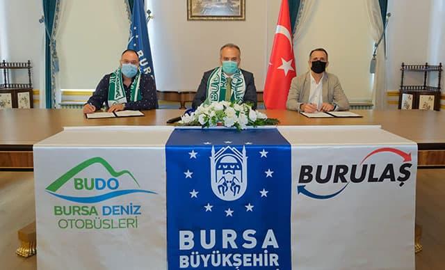BUDO, Gemlik Basketbol ile olan İsim Sponsorluğu Anlaşmasını Yeniledi