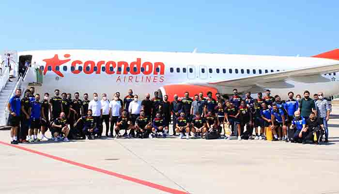 Corendon Airlines, Aytemiz Alanyaspor'un UEFA Avrupa Ligi Ulaşım Sponsoru Oldu