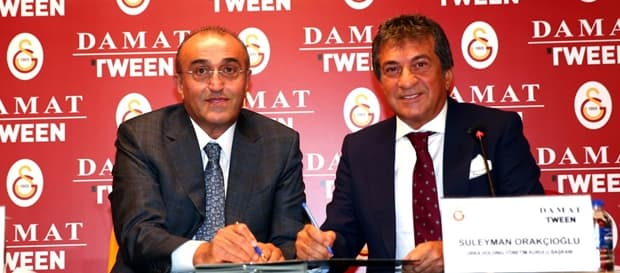 Orka Holding, Damat Tween markasıyla Galatasaray'ın Giyim Sponsoru Oldu