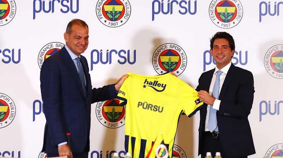 Fenerbahçe, Su Sponsorluğu Kapsamında Pürsu ile Anlaşma Sağladı