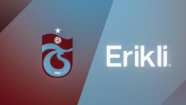 Trabzonspor, Erikli ile olan Sponsorluk Anlaşmasını Uzattı