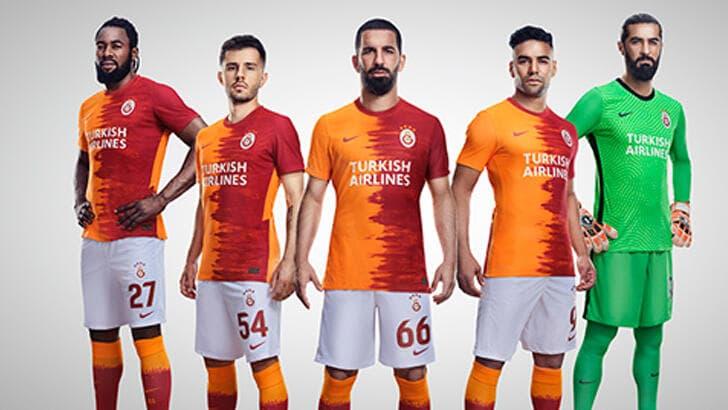 Galatasaray'ın 2020-2021 Sezonu Avrupa Sponsoru THY oldu