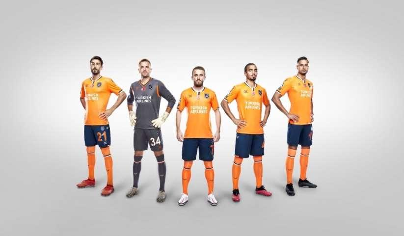 Başakşehir'in Şampiyonlar Ligi Sponsoru THY Oldu
