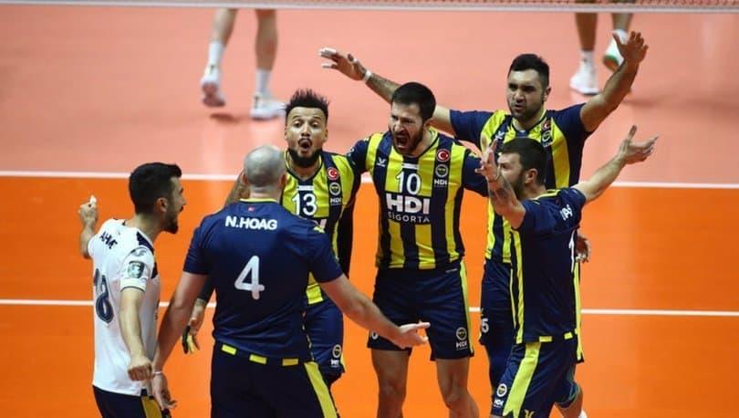 Fenerbahçe, HDI Sigorta ile Erkek Voleybol Takımı İsim Sponsorluğunu Yeniledi