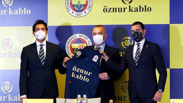Fenerbahçe Kadın Basketbol Takımı, Öznur Kablo ile Olan İsim Sponsorluğunu Uzattı