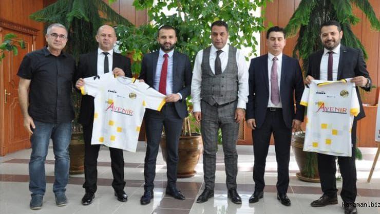 Grup Avenir, Sorgun Belediyespor'un Forma Sponsoru Oldu