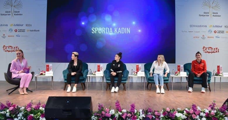 Güçlü Türkiye'nin Güçlü Kadınları Zirvesi Güçlü Sponsorlar ile Gerçekleşti