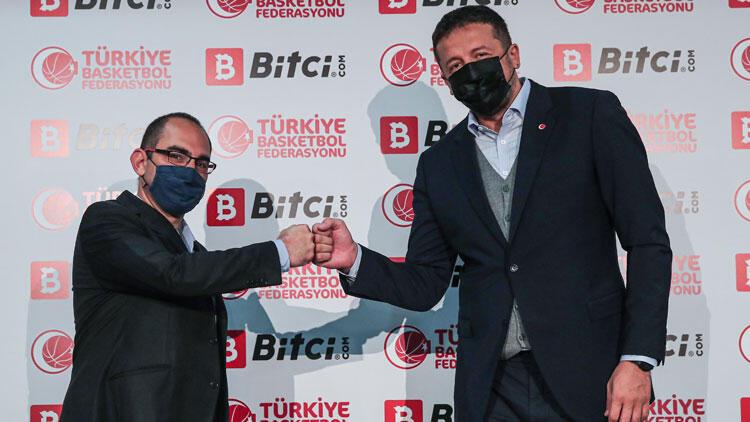 Türkiye Basketbol Federasyonu ile Bitci Teknoloji Arasında Sponsorluk Anlaşması İmzalandı