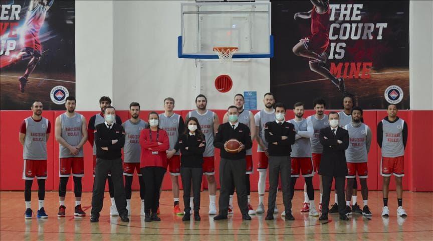Securitas, Bahçeşehir Koleji Basket Takımı'nın Güvenlik Sponsoru Oldu