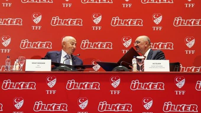 Ülker, A Milli Futbol Takımına 5 yıl süreyle resmi sponsor oldu