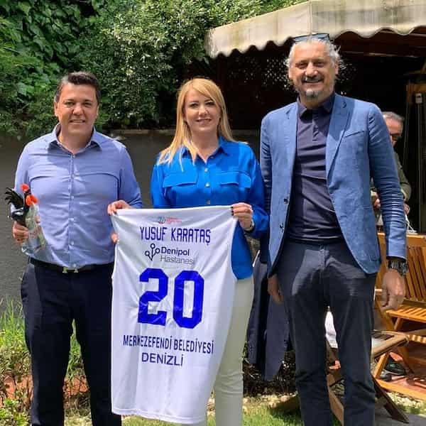 Yukatel, Merkezefendi Belediyesi Denizli Basket'in İsim Sponsoru Oldu
