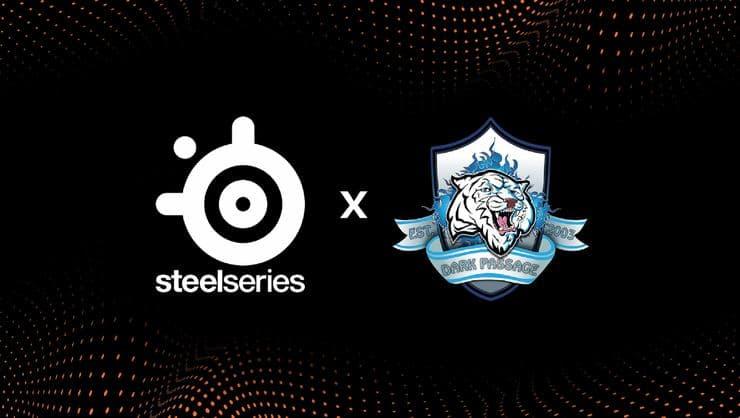 SteelSeries espor takımlarından Dark Passage'a sponsor oldu