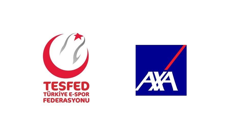 """AXA Sigorta, Türkiye Espor Federasyonu'nun """"Hareketli Yaşam Sponsoru"""" oldu"""