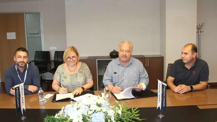 Gençlerbirliği'nın Sağlık Sponsoru Medicana International Ankara Hastanesi Oldu