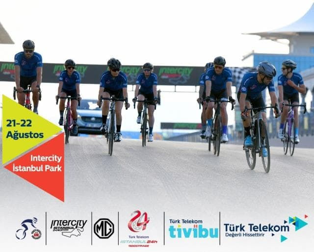 İstanbul 24 Saat Boostrace Bisiklet Yarışının İsim ve Ana Sponsoru Türk Telekom Oldu