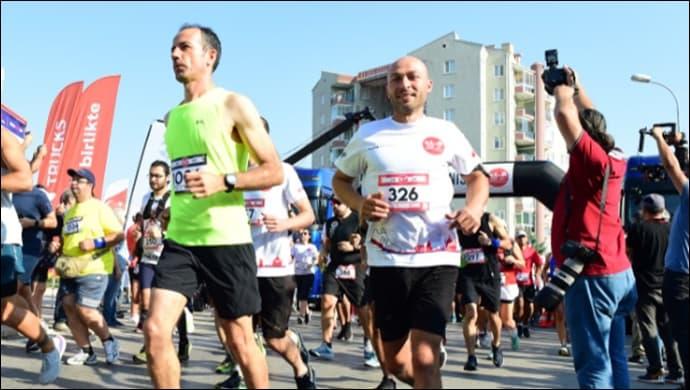 İşbir Yatak, Eskişehir Yarı Maratonu'nun Sponsoru Oldu
