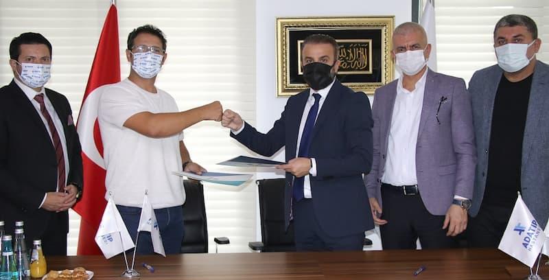 Adatıp Sağlık Grubu, Sakaryaspor Sağlık Sponsorluğunu Yeniledi