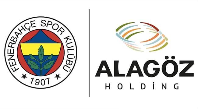 Fenerbahçe Kadın Basketbol Takımının Forma Sırt Sponsoru Alagöz Holding Oldu