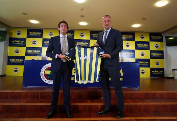 Fenerbahçe ile Nesine.com arasında forma kol sponsorluğu anlaşması imzalandı