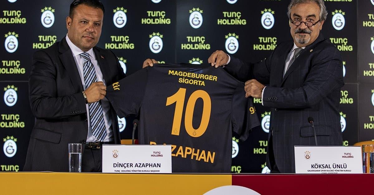 Tunç Holding, Galatasaray Tekerlekli Basketbol Takımı'nın İsim Sponsoru Oldu