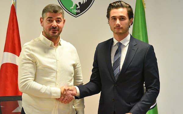 Denizlispor, Altaş Yatırım AŞ. ile İsim Sponsorluğu Anlaşması İmzaladı