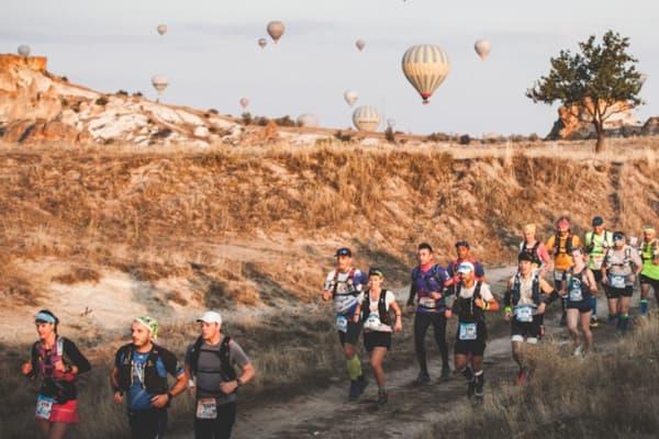 Salomon Cappadocia Ultra-Trail koşucularına Suunto'dan Teknolojik Sponsorluk